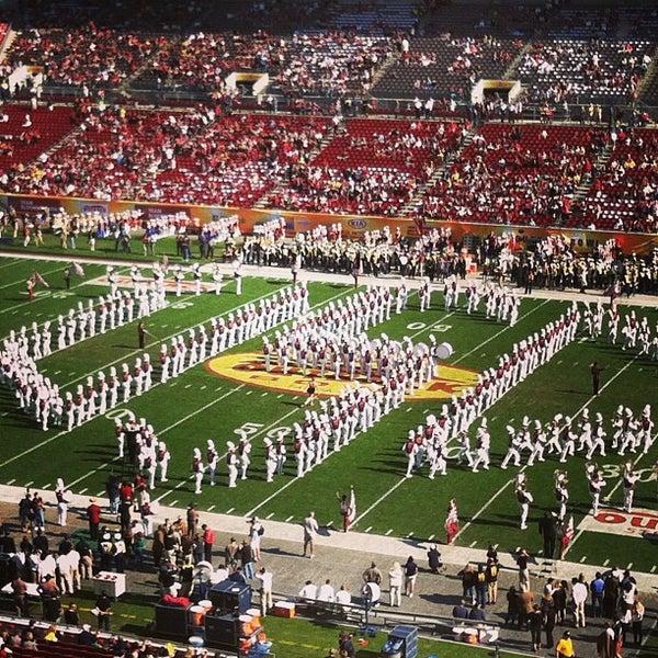 Photo taken at Raymond James Stadium by Raymond James Stadium on 1/1/2013