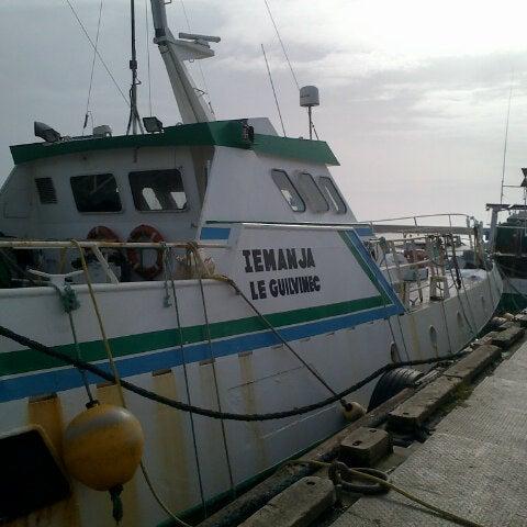 Photo taken at Port du Guilvinec by Mahiswari D. on 3/7/2013
