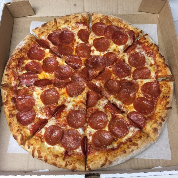 Photo taken at 3 Guys Pizza Pies by John M. on 1/26/2016