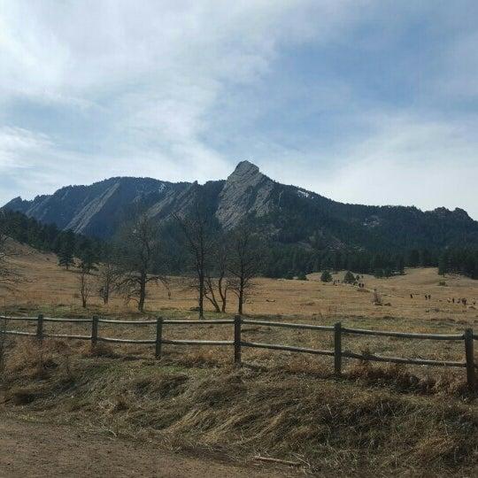 Photo taken at Colorado Chautauqua National Historic Landmark by Jaci V. on 3/12/2016