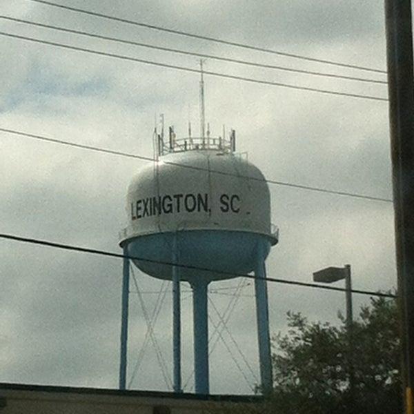 Photo taken at Lexington, SC by Tammy F. on 8/18/2013