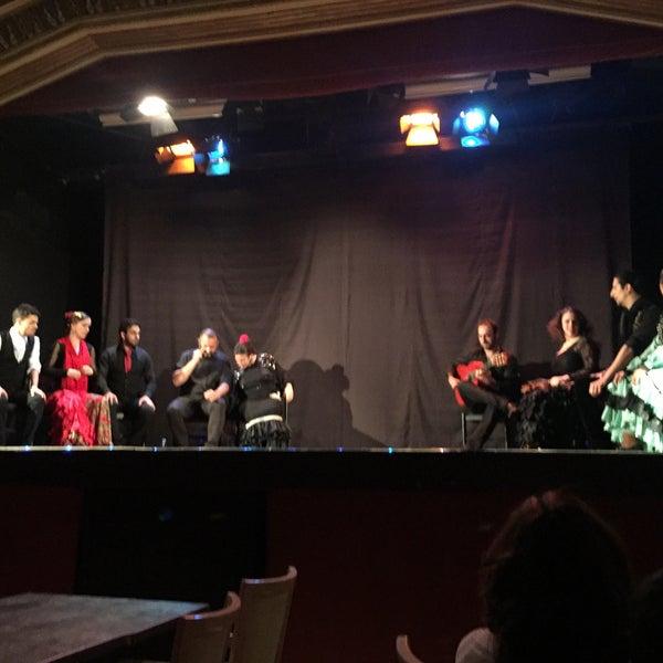 Photo taken at Palacio del Flamenco by Cnd on 4/29/2017