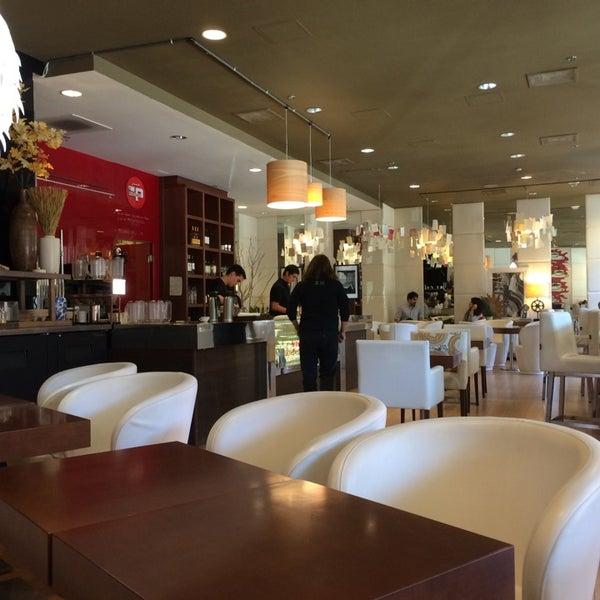 Cafe Bravado San Francisco