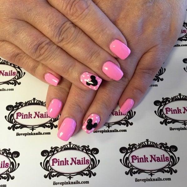Pink Nails - Centennial Hills - Las Vegas, NV
