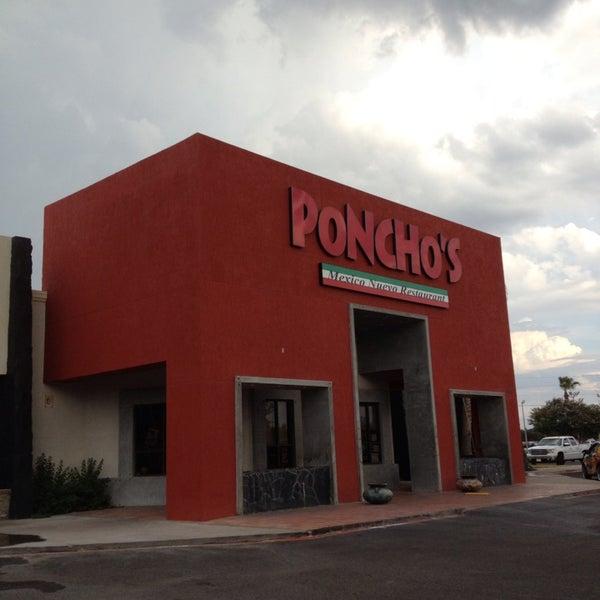 Ponchos Mexican Restaurant In Mcallen Tx