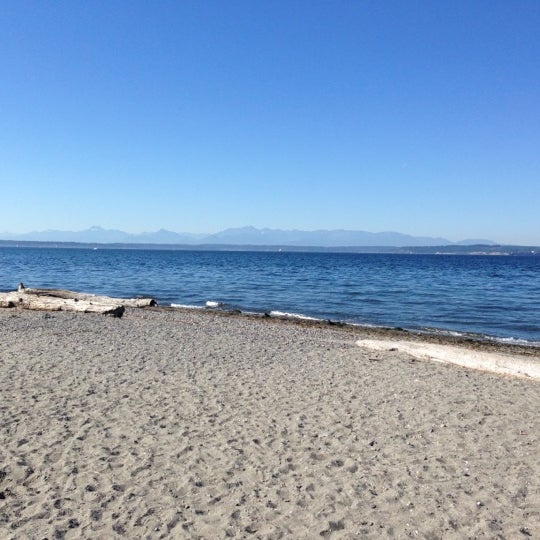 Photo taken at Carkeek Park by Greg B. on 10/7/2012
