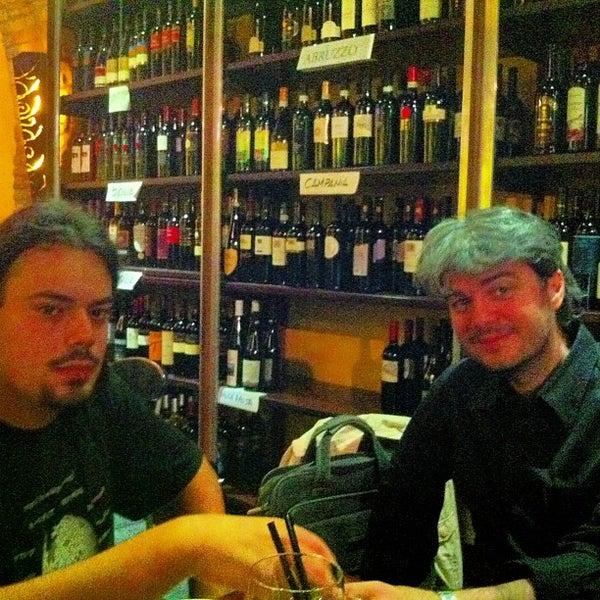 Foto scattata a Enoteca Ferrazza da Fabrizio F. il 10/5/2012