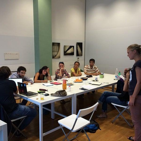 Cowo360 coworking roma pietralata via vacuna 96 for Affitto coworking roma