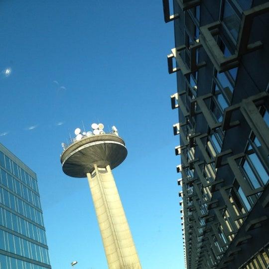 Photo prise au RTBF par Antoine V. le11/30/2012