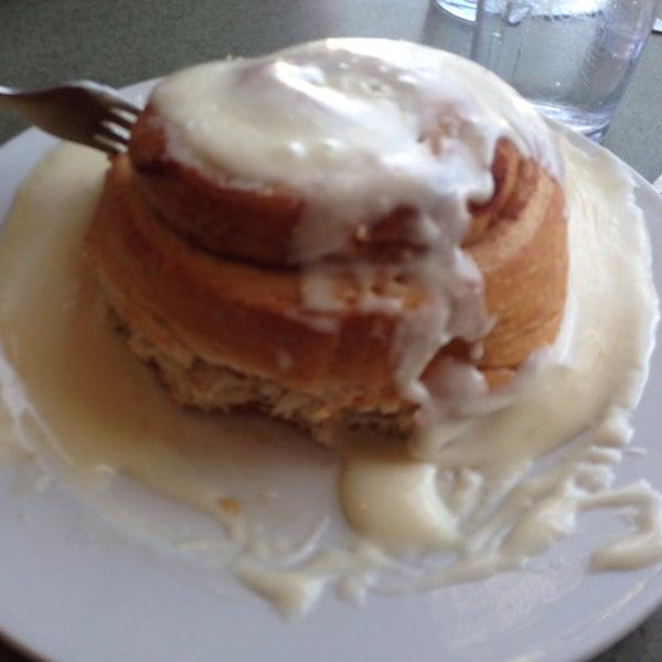 Photo taken at Winona's Restaurant by Tara B. on 4/14/2014