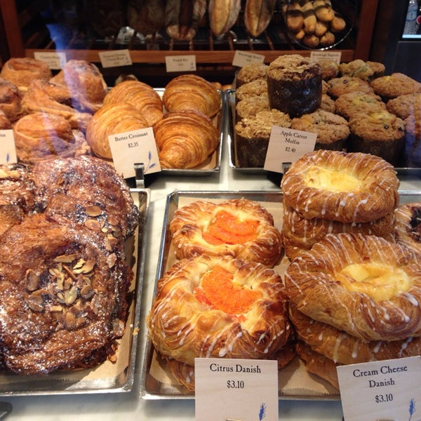 Photo taken at Seven Stars Bakery by YOOHEE on 4/23/2014