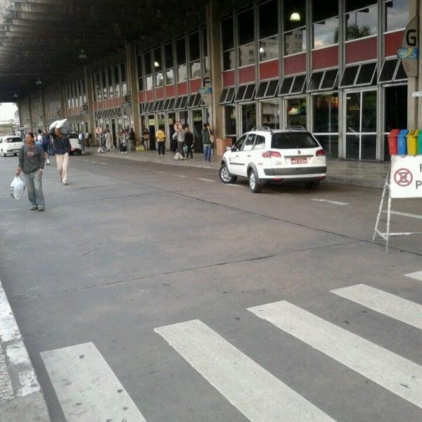 Photo taken at Terminal Rodoviário Governador Israel Pinheiro by Douglas A. on 7/1/2013