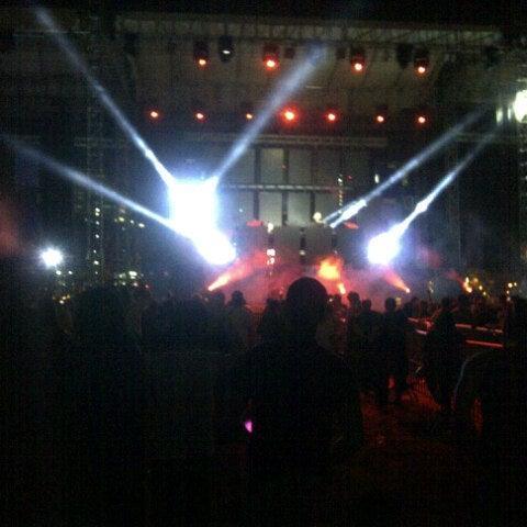 Photo taken at Bonifacio High Playground by Fernando S. on 11/24/2012