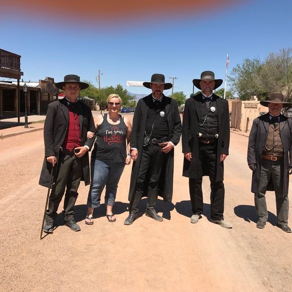 Photo taken at O.K. Corral by Rachel S. on 5/22/2017