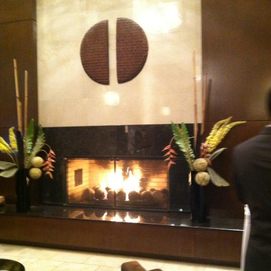 Photo taken at The Saratoga Hilton by Beth R. on 10/23/2012
