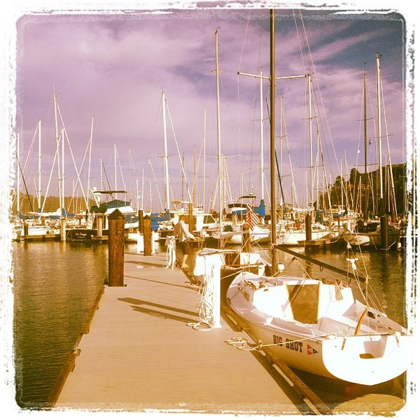 Photo taken at San Francisco Yacht Club by Chris N. on 6/2/2013