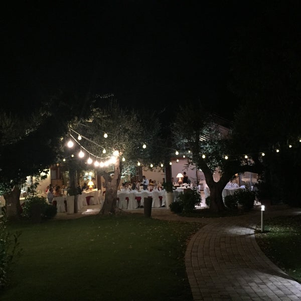 Photo taken at Abate Masseria & Resort Noci by Natalia R. on 8/26/2015