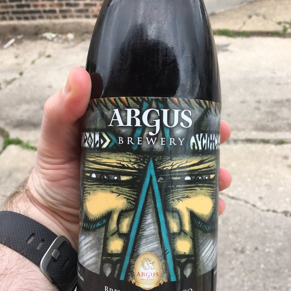 Photo taken at Argus Brewery by Andrew W. on 5/21/2017