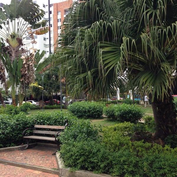 Photo taken at Parque Las Palmas by Ivan L. on 4/5/2014