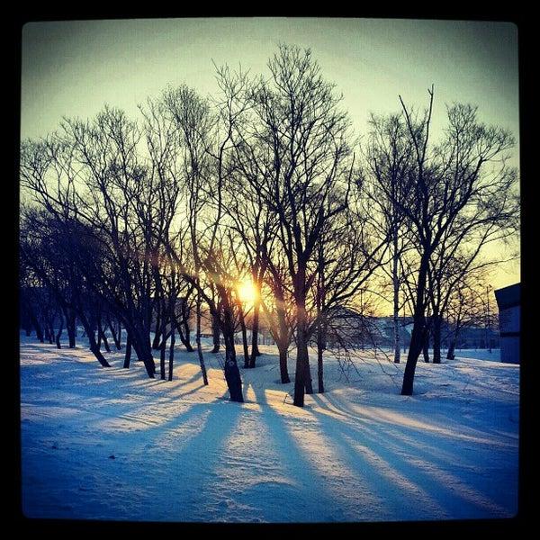Снимок сделан в Рабочий поселок Зима пользователем Zafer B. 1/30/2013