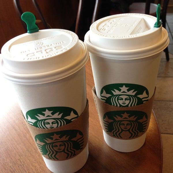 Photo taken at Starbucks by James K. on 4/28/2013