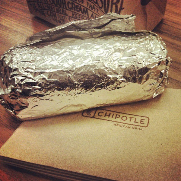 Photo taken at Chipotle Mexican Grill by Anthony S. on 6/6/2013