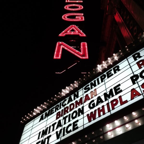 Photo taken at Logan Theatre by Bill D. on 2/7/2015