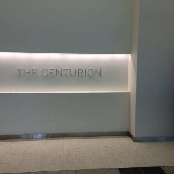 Photo taken at The Centurion Lounge Las Vegas by Alison on 4/6/2013