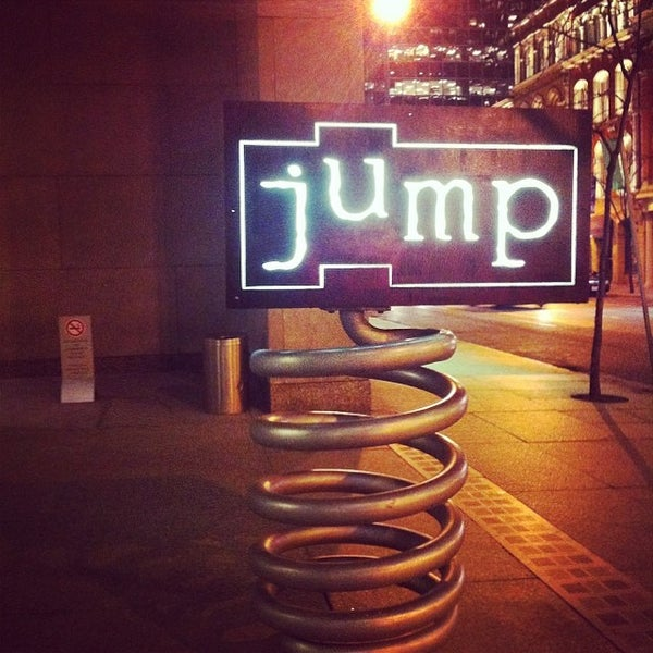 Photo taken at Jump by Max A. on 4/8/2014