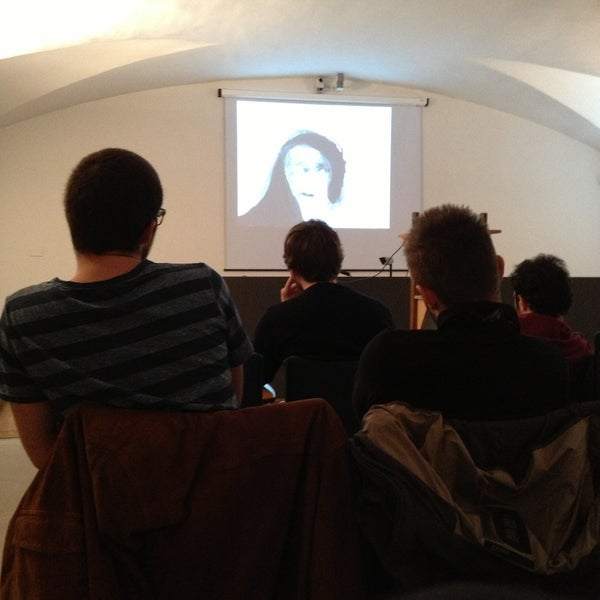 Photo taken at Accademia delle Belle Arti by valentina f. on 4/29/2013