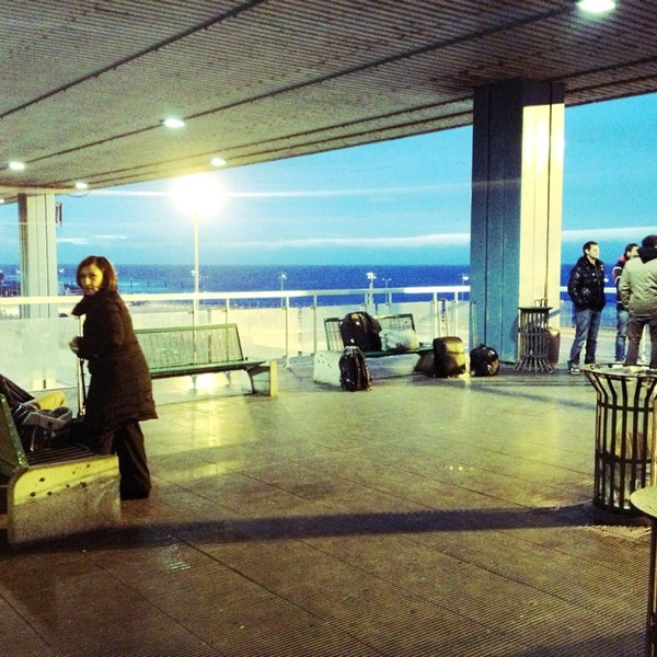 Photo taken at Palermo Airport (PMO) by Roberto G. on 1/17/2013