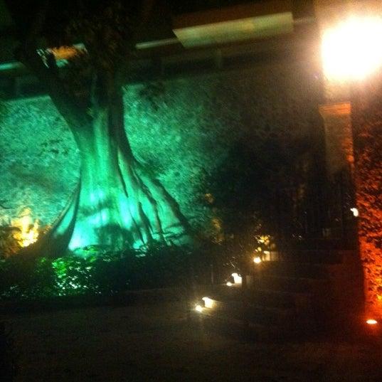 Photo taken at Hotel & SPA Hacienda de Cortés by Tania A. on 11/20/2012