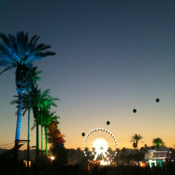 Photo taken at Coachella Valley Music and Arts Festival by Craig C. on 4/22/2013