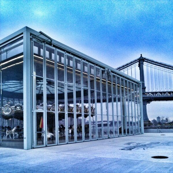Photo taken at Jane's Carousel by Milton on 12/29/2012