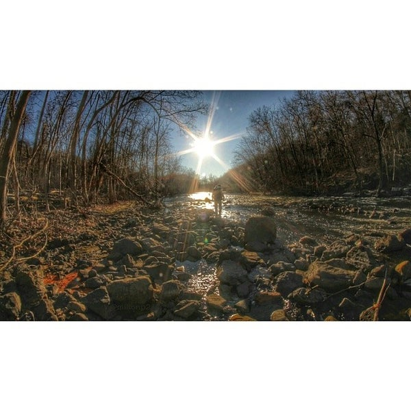Photo taken at Croton Gorge Park by Milton on 12/31/2013