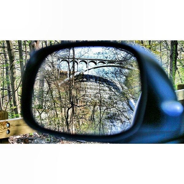 Photo taken at Croton Gorge Park by Milton on 5/3/2013