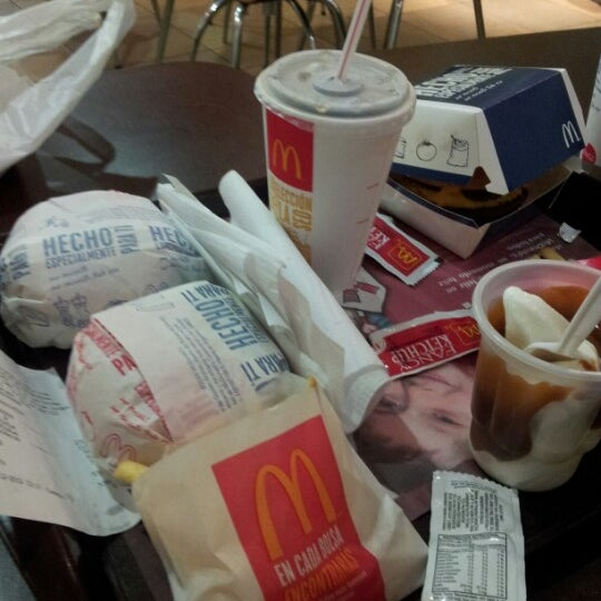 Photo taken at McDonald's by Belén F. on 12/4/2012