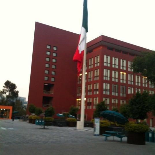 Foto tomada en Tecnológico de Monterrey por Itzel T. el 11/27/2012