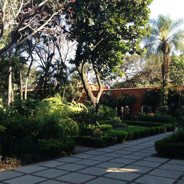 Photo taken at Hotel & SPA Hacienda de Cortés by Ninfa P. on 2/10/2013