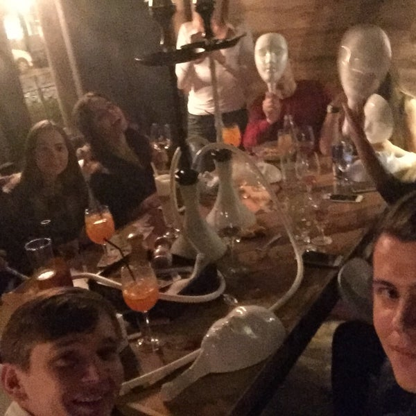 Photo taken at to.be bar by Artem B. on 8/6/2016