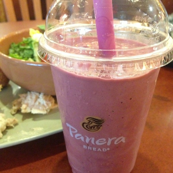 Photo taken at Panera Bread by P Pam P. on 2/16/2013