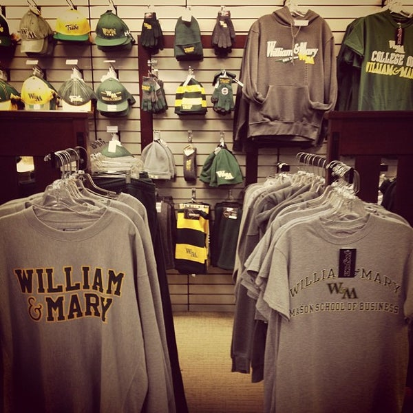 Photo taken at College of William & Mary Bookstore by Alexis on 9/29/2012
