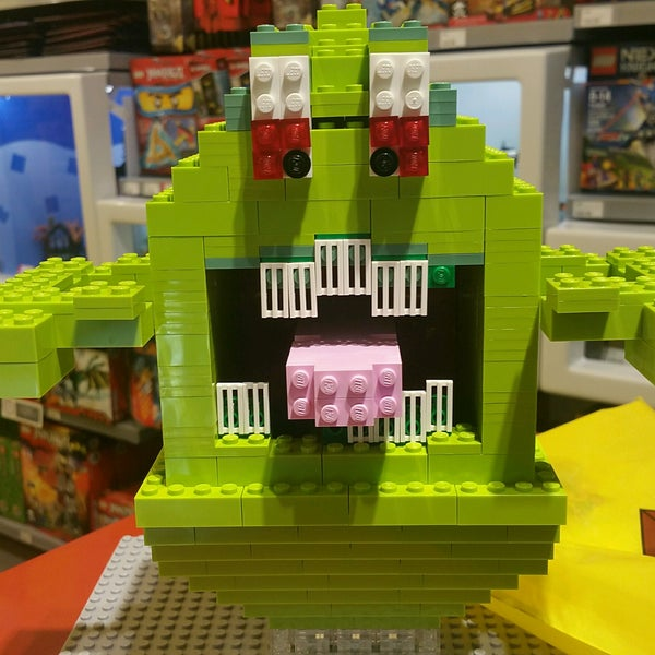Photo taken at The LEGO Store by Ben C. on 8/26/2016
