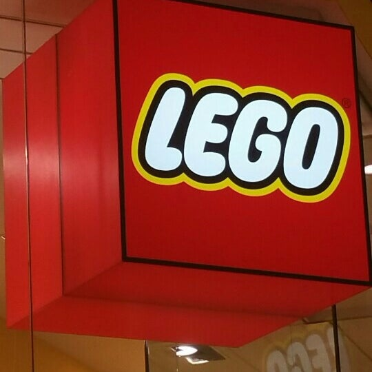 Photo taken at The LEGO Store by Ben C. on 10/29/2015