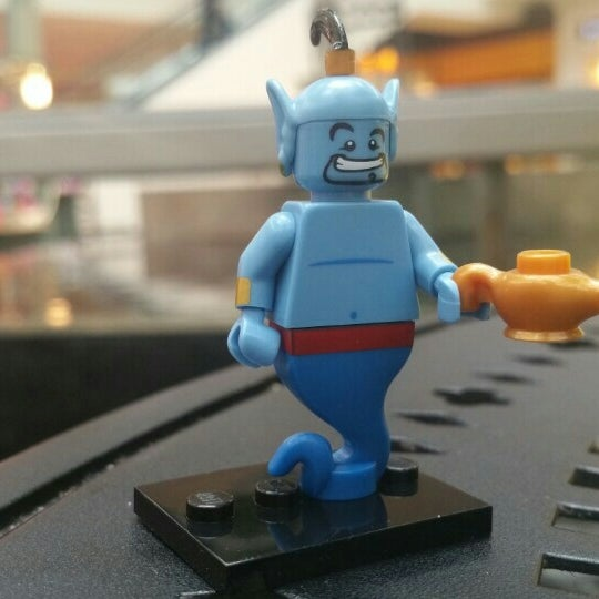 Photo taken at The LEGO Store by Ben C. on 5/10/2016