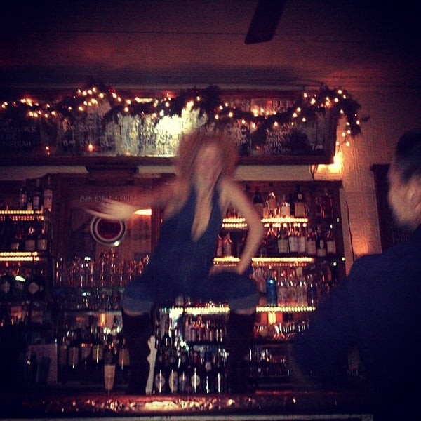 Photo taken at Lucky Strike by Leila S. on 12/22/2012