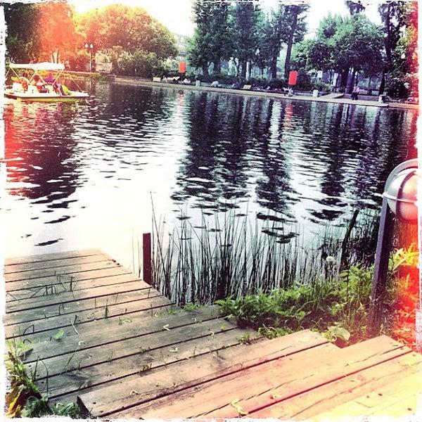 Foto scattata a Gorky Park da Masha ∞ W. il 6/23/2013