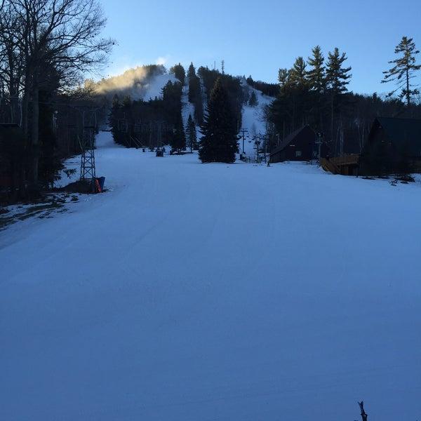 Tis the season (for ski training/racing).  Beautiful morning!