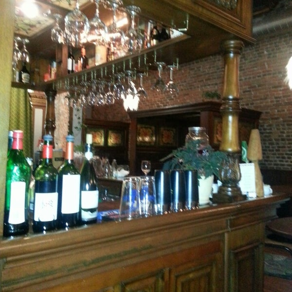 Photo taken at Cafe Cusco by Debbie L. on 9/3/2014