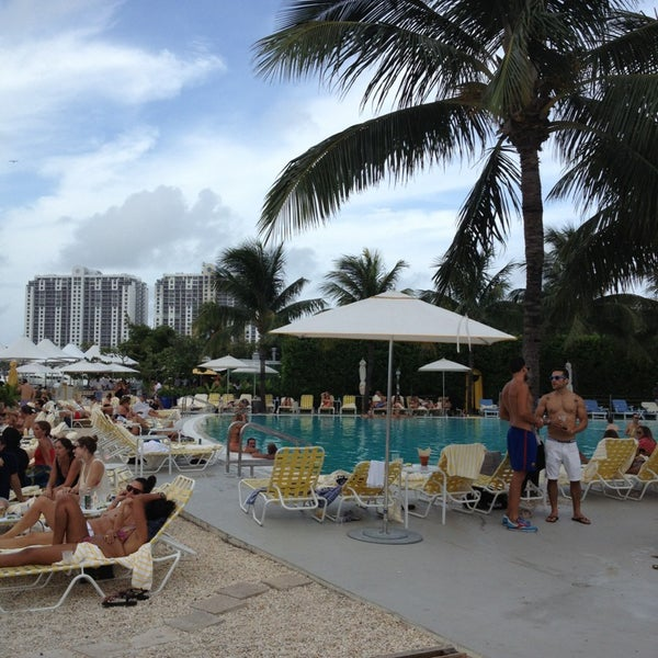 Photo taken at The Standard, Miami Beach by Charnele M. on 7/21/2013